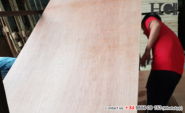 Commercial HG plywood